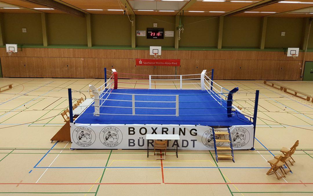 7. Boxgala in Bürstadt am 10.11.2018